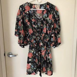 PPLA Floral Dress